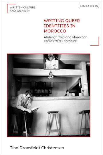 Writing Queer Identities in Morocco cover