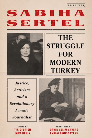 The Struggle for Modern Turkey cover