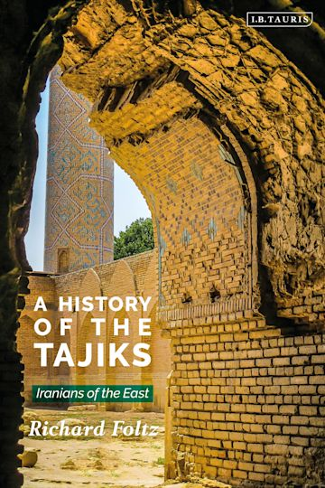 A History of the Tajiks cover