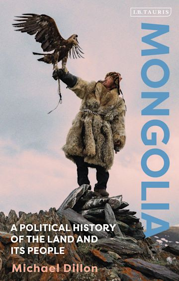 Mongolia cover