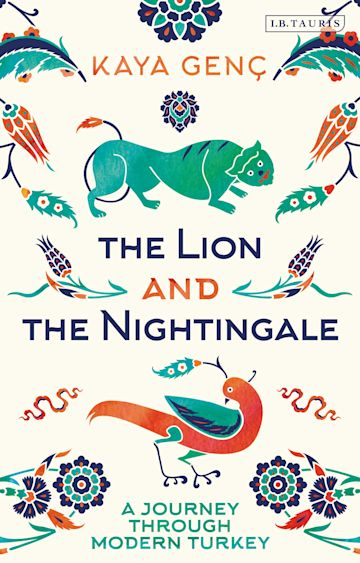 The Lion and the Nightingale cover