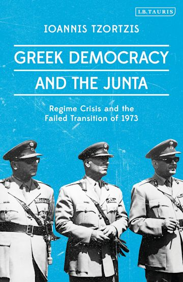 Greek Democracy and the Junta cover
