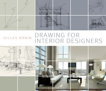 Drawing for Interior Designers cover