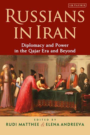 Russians in Iran cover