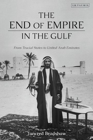 The End of Empire in the Gulf cover