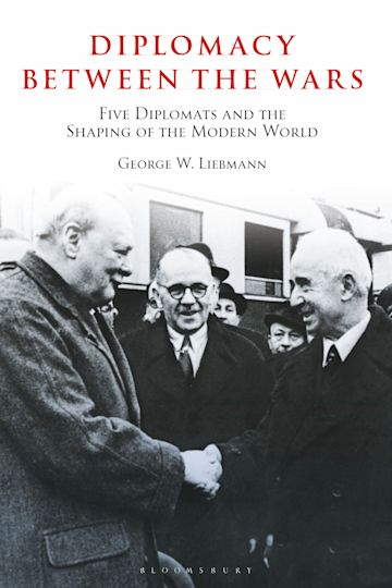 Diplomacy Between the Wars cover