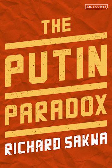 The Putin Paradox cover