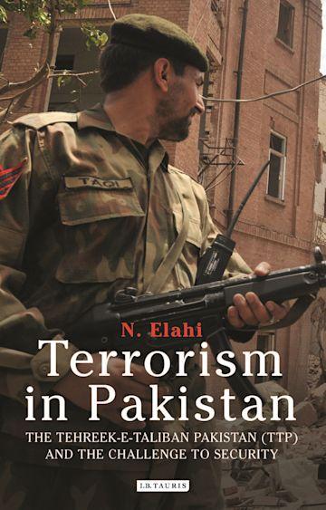Terrorism in Pakistan cover