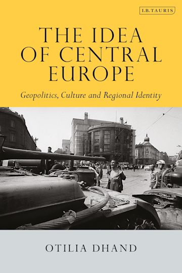 The Idea of Central Europe cover