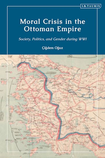 Moral Crisis in the Ottoman Empire cover