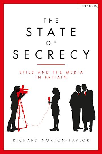 The State of Secrecy cover