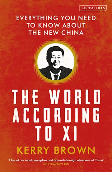 The World According to Xi cover