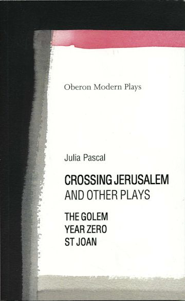 Crossing Jerusalem & Other Plays cover