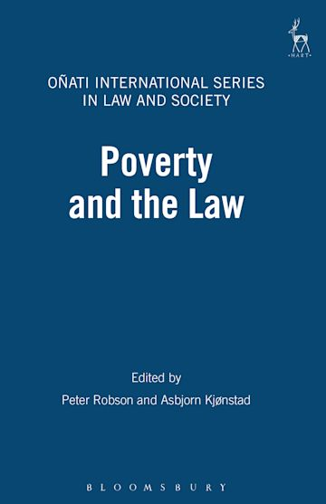 Poverty and the Law cover