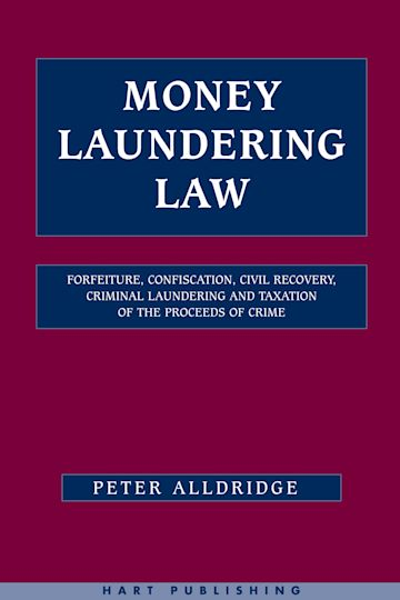 Money Laundering Law cover