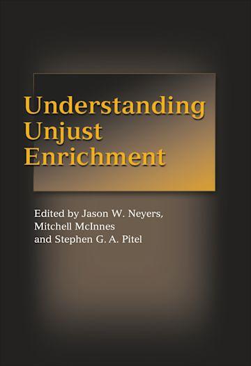 Understanding Unjust Enrichment cover