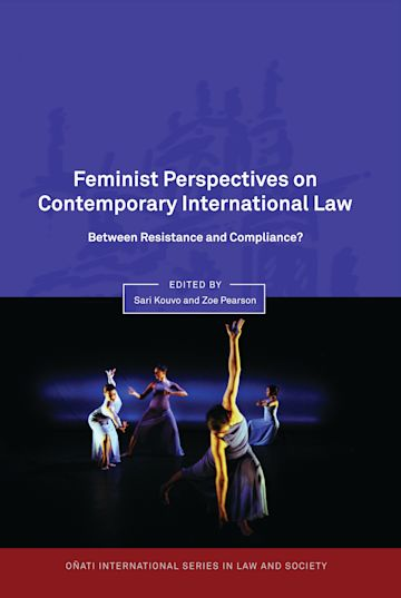 Feminist Perspectives on Contemporary International Law cover