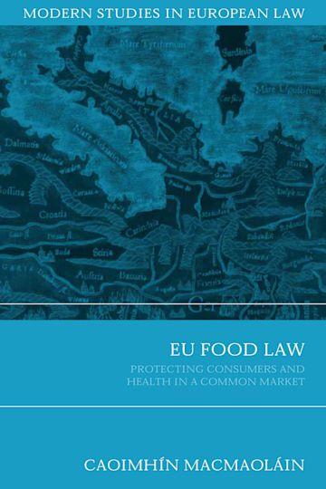 EU Food Law cover