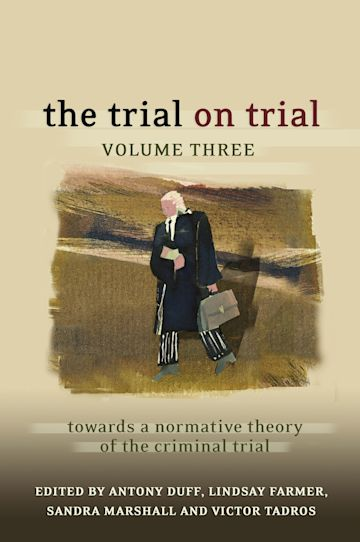 The Trial on Trial: Volume 3 cover