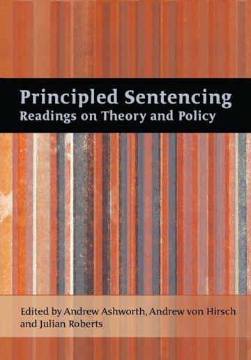 Principled Sentencing cover