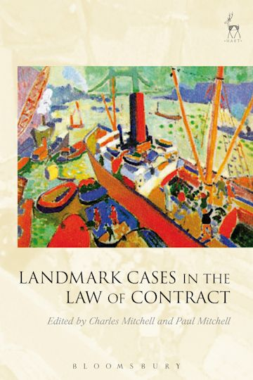 Landmark Cases in the Law of Contract cover