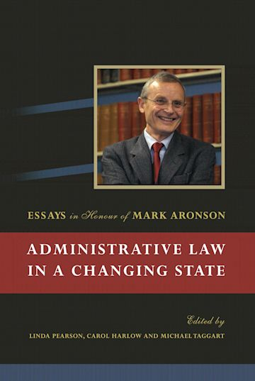 Administrative Law in a Changing State cover
