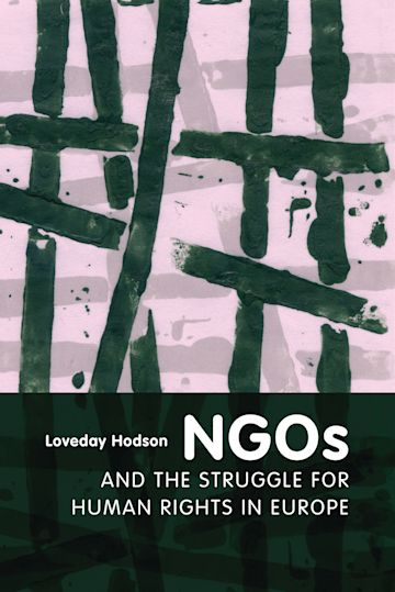 NGOs and the Struggle for Human Rights in Europe cover