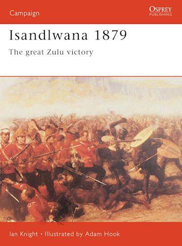 Isandlwana 1879 cover