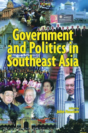 Government and Politics in Southeast Asia cover