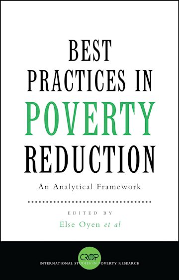 Best Practices in Poverty Reduction cover