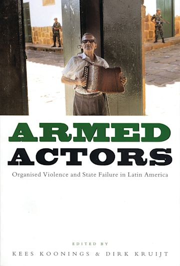 Armed Actors cover