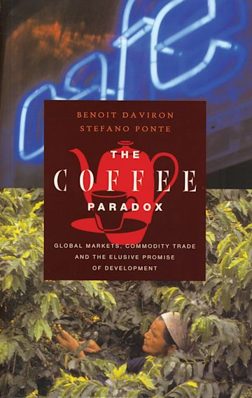 The Coffee Paradox cover