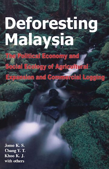 Deforesting Malaysia cover