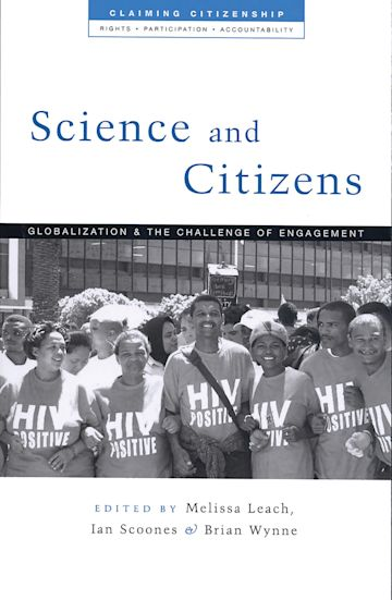 Science and Citizens cover