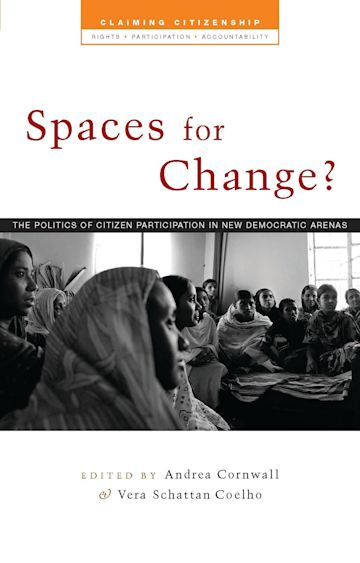 Spaces for Change? cover
