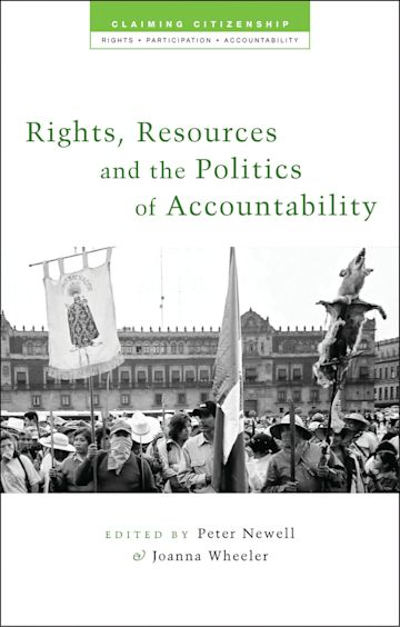 Rights, Resources and the Politics of Accountability cover