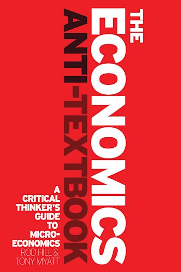 The Economics Anti-Textbook cover