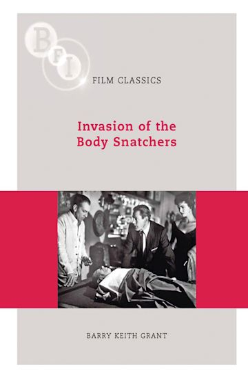 Invasion of the Body Snatchers cover
