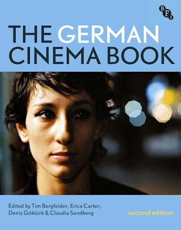The German Cinema Book cover