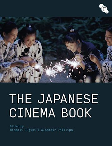 The Japanese Cinema Book cover