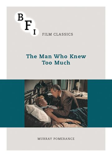 The Man Who Knew Too Much cover