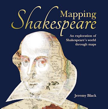 Mapping Shakespeare cover
