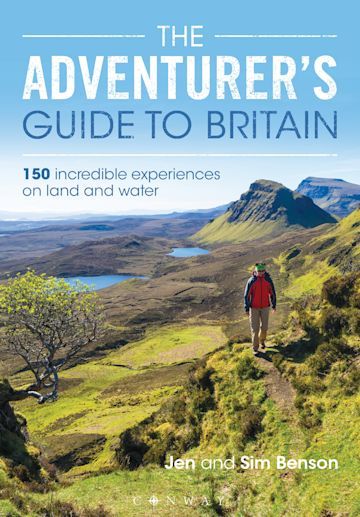 The Adventurer's Guide to Britain cover