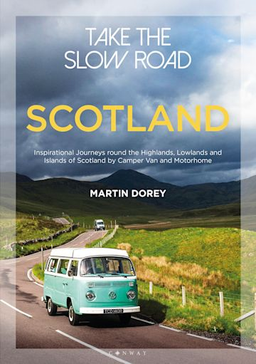 Take the Slow Road: Scotland cover