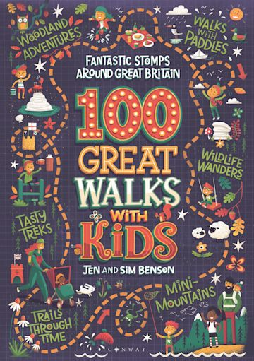 100 Great Walks with Kids cover