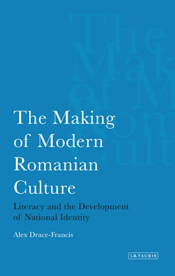 The Making of Modern Romanian Culture cover