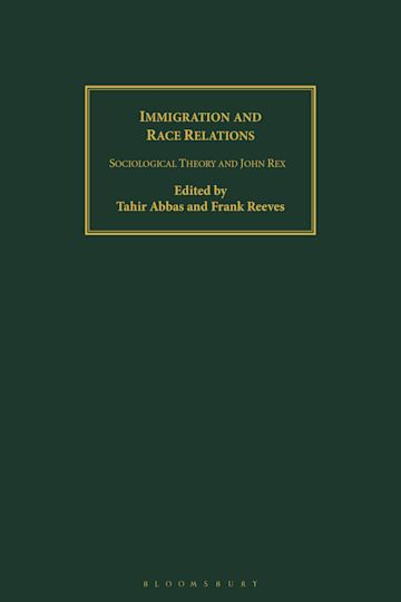 Immigration and Race Relations cover