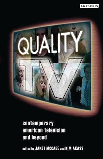 Quality TV cover