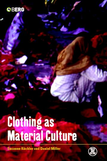 Clothing as Material Culture cover