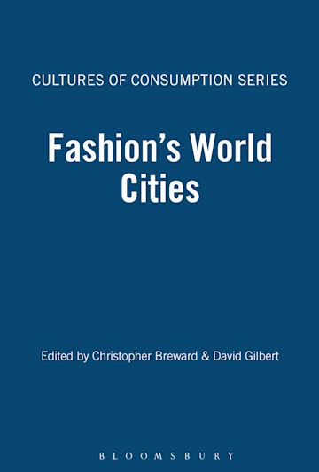 Fashion's World Cities cover
